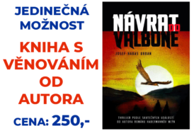 Kniha Návrat do Valbone